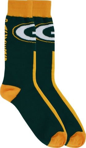 Green Bay Packers Big Top Socks
