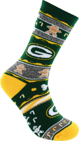 for,bare,feet,fbf,originals,green bay packers,2016,christmas,xmas,holiday,ugly,socks,sweater,footwear,clothing accessories