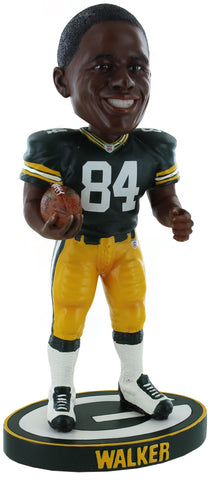 "Green Bay Packers Javon Walker #84 Legends of the Field 7"" Bobblehead"