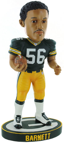 "Green Bay Packers Nick Barnett #56 Legends of the Field 7"" Bobblehead"