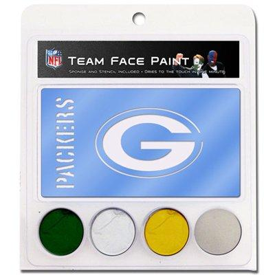 Green Bay Packers Face Paint Kit