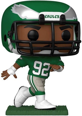 "FunKo POP! Football Legends Philadelphia Eagles Reggie White 3.75"" Vinyl Figure"