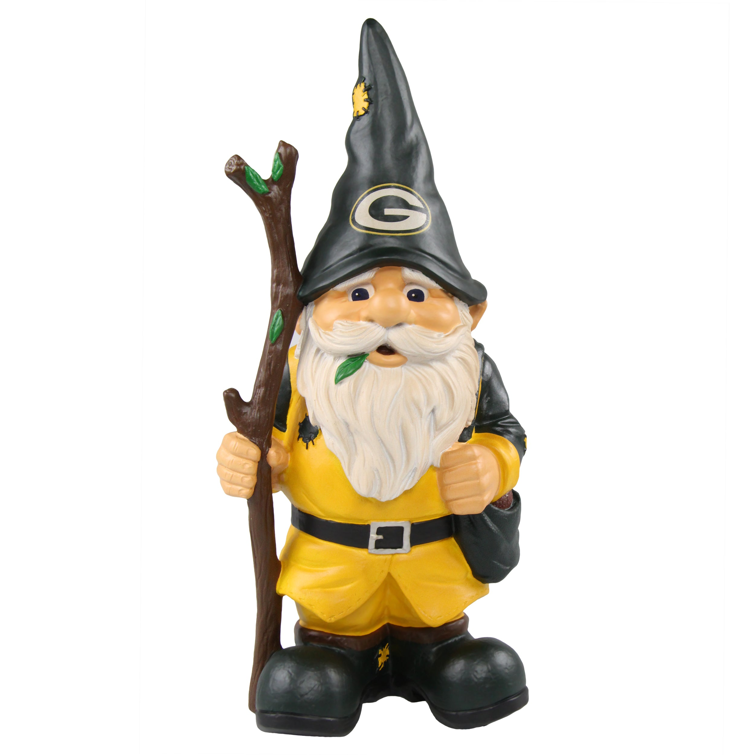 Swell Green Bay Packers 10 5 Holding Stick Garden Gnome Download Free Architecture Designs Scobabritishbridgeorg