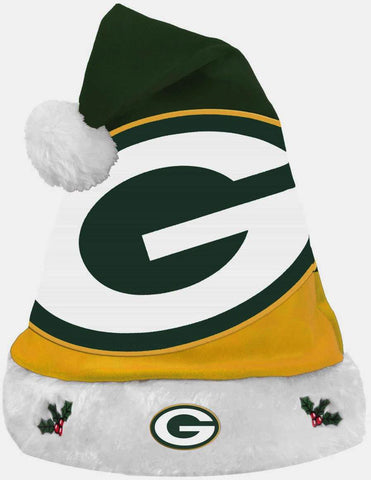 Green Bay Packers Season Spirit Basic Santa Hat