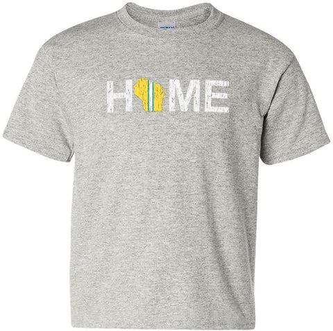 Green Bay Packers Home Youth Tee