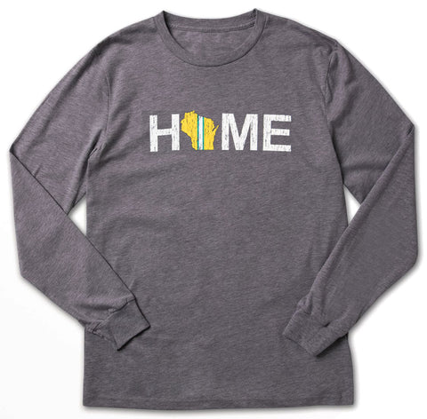 Green Bay Packers Home Men's Long Sleeve Tee