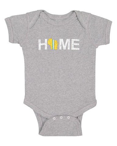 Green Bay Packers Home Infant Bodysuit