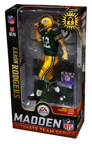 Madden NFL19 Ultimate Series Team 1 Green Bay Packers Aaron Rodgers Variant
