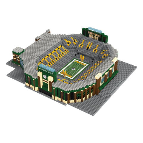 Green Bay Packers Lambeau Field Brxlz Stadium