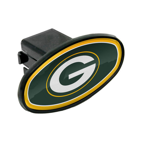 "Green Bay Packers Oval 2"" Hitch Cover"