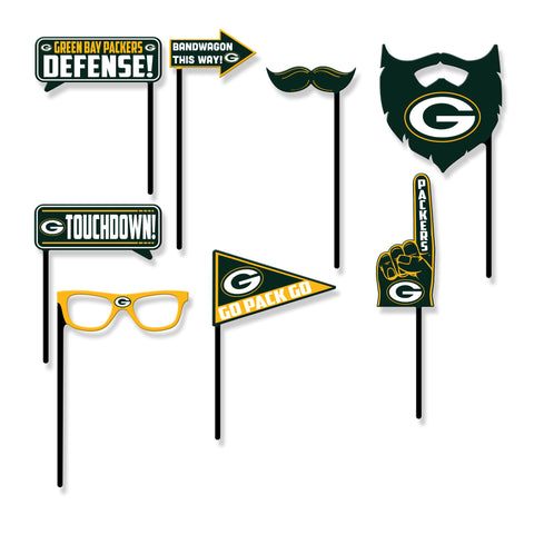 Green Bay Packers Selfie Kit, 8-Piece