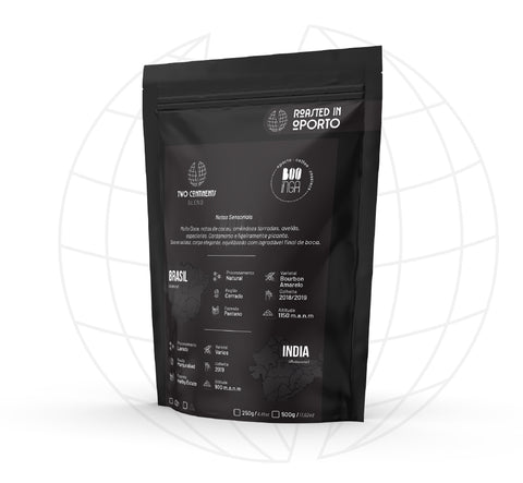 Two Continents Blend Coffee Bag