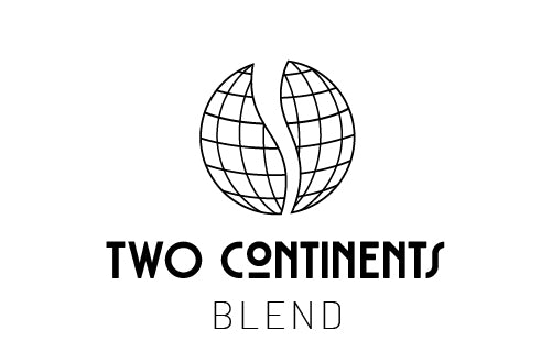 Two Continents Blend Logo