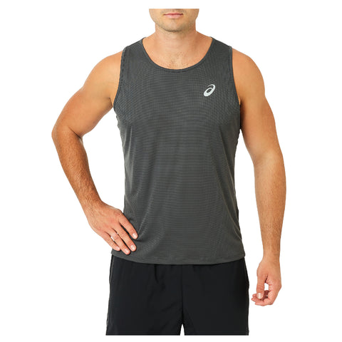 ASICS SILVER SINGLET - Two Options