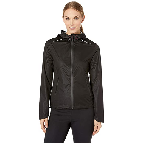 WATERPROOF  JACKET - P BLACK