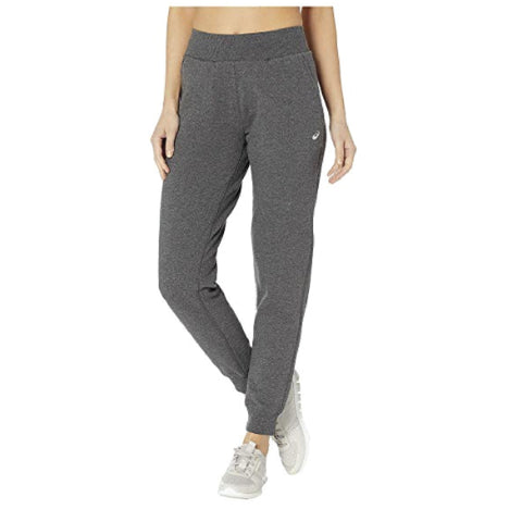 W  JOGGER - CHARCOAL  HEATHER