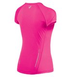 ASICS Women's Short Sleeve - Pink