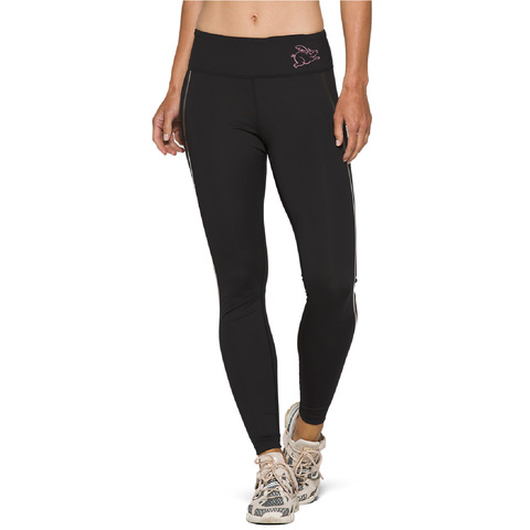 FPM W NS PIPED DREAM TIGHT - BLACK