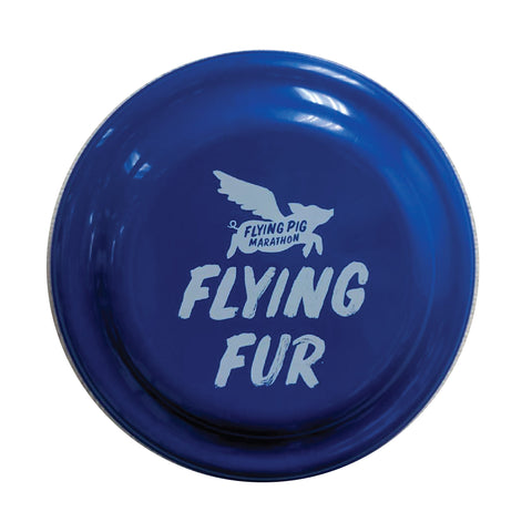 FLYING  FUR FRISBEE