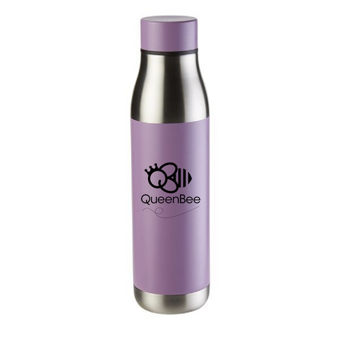 QB 22OZ VENTURE STAINLESS STEEL BOTTLE