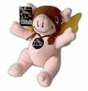 Flying Pig Plush Stuffed Animal