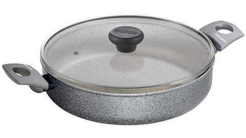3060228L Greystone 4.25 Quart Sauté Casserole with Lid Moneta