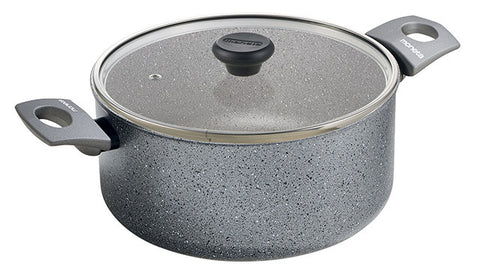 3060724L Greystone 5.5 Quart Dutch Oven with Lid Moneta