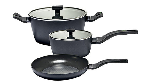 3680005W Nova Induction 5 Piece Cookware Set Moneta