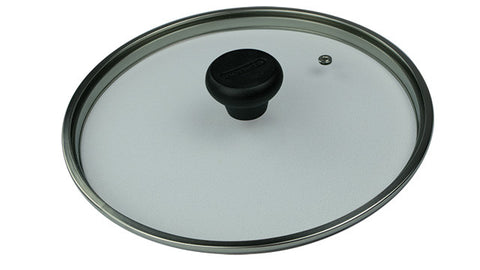 764516 - Flat Glass Lid for 6.75 Inch Moneta