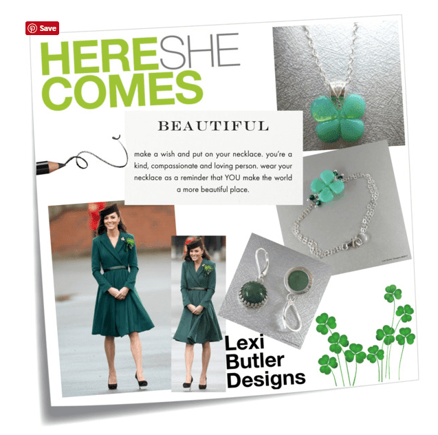 Celebrating The Irish In You and Me-Lexi Butler Designs