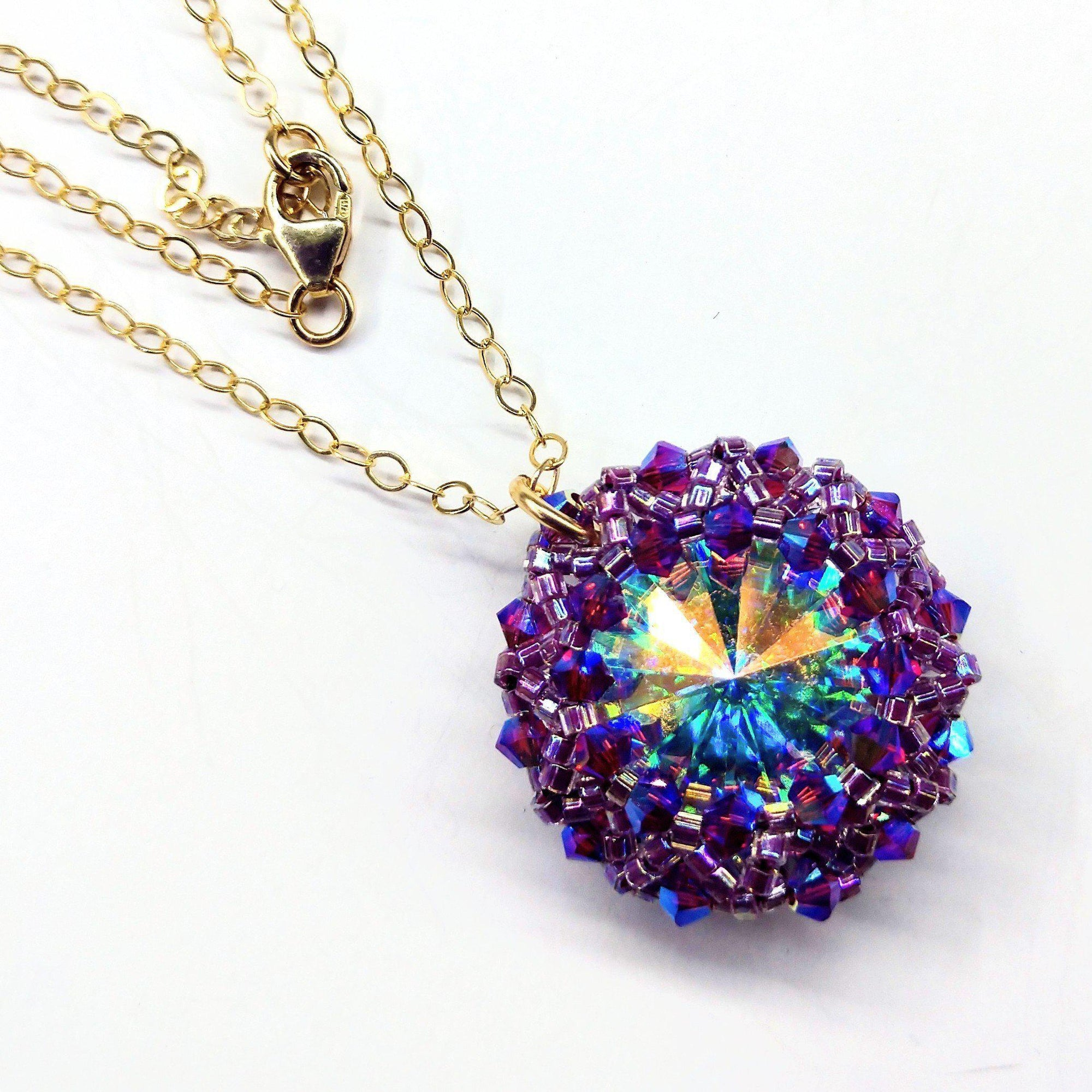 Is that a Real Swarovski Crystal?-Lexi Butler Designs