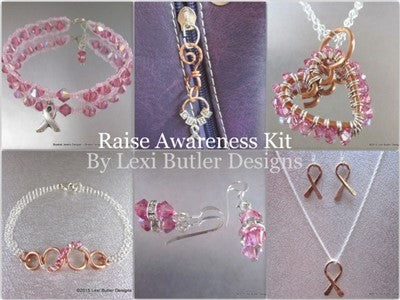 RAISE AWARENESS JEWELRY FUNDRAISING KIT