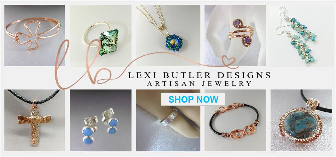 Jewelry Collection by Lexi Butler Designs