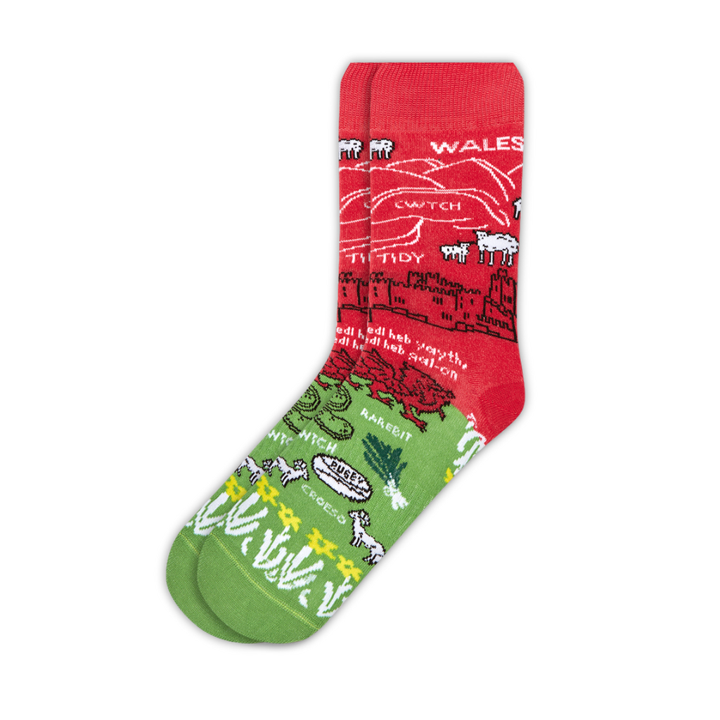 The Statement Sock - Bamboo