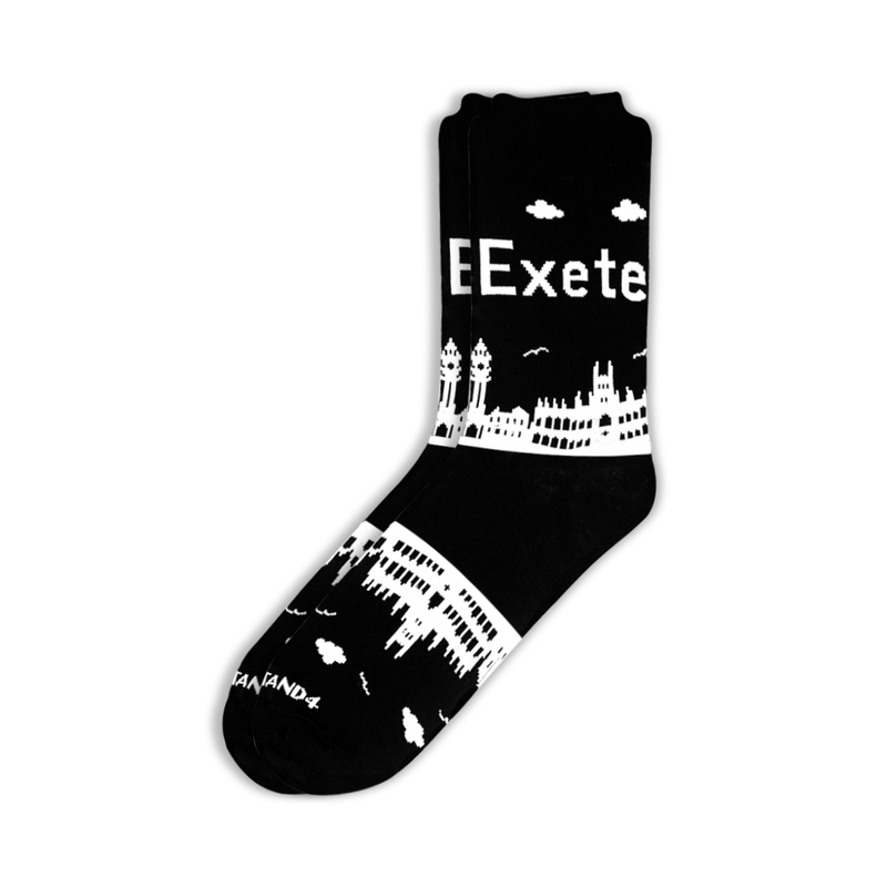 Exeter Skyline Sock