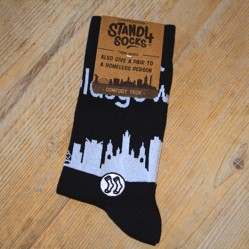 8x Bundle - Glasgow Skyline Sock