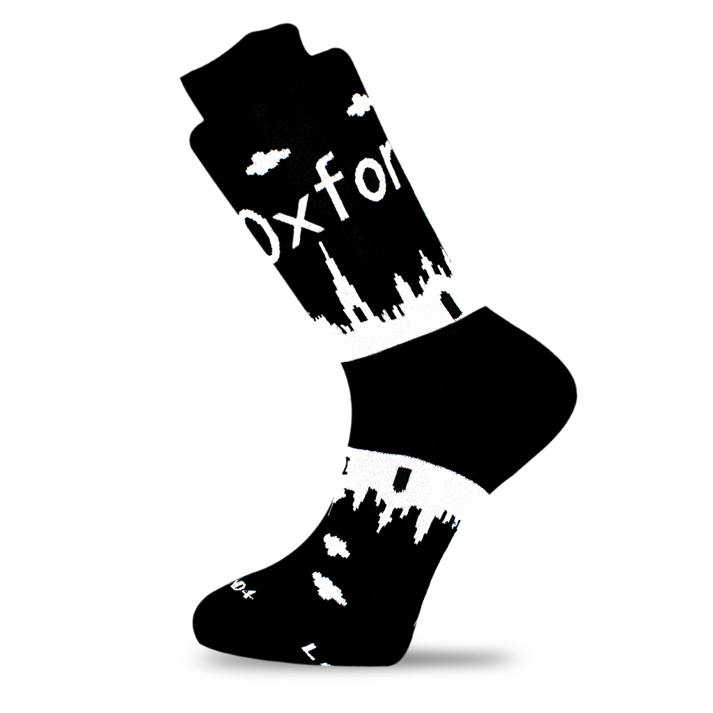 Oxford Skyline Sock (wholesale)