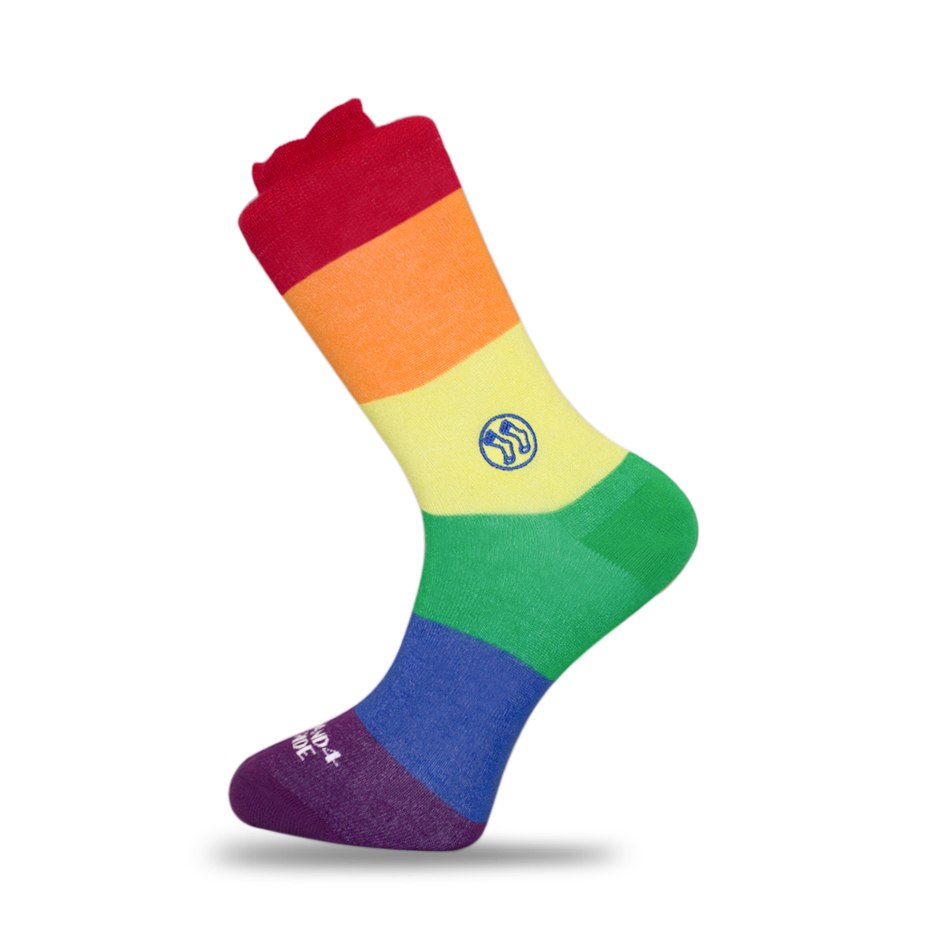 LGBTQ Socks - Bamboo (wholesale)