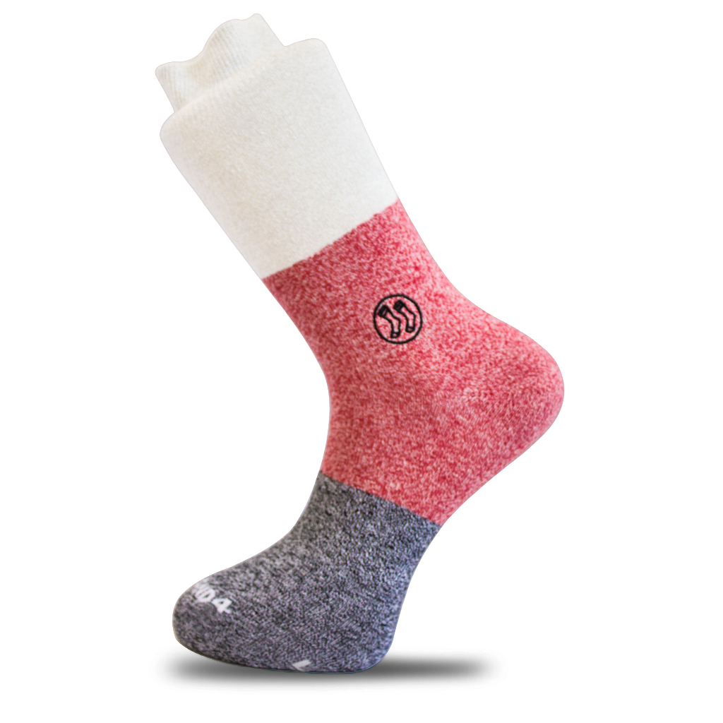 Oxford Layered Sock - Twisted Cotton (wholesale)