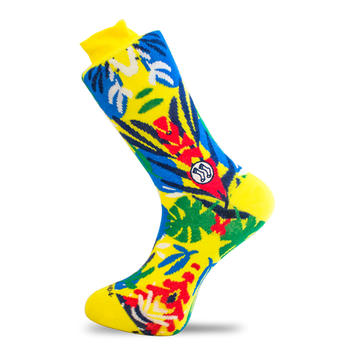 Jungle Summer Sock
