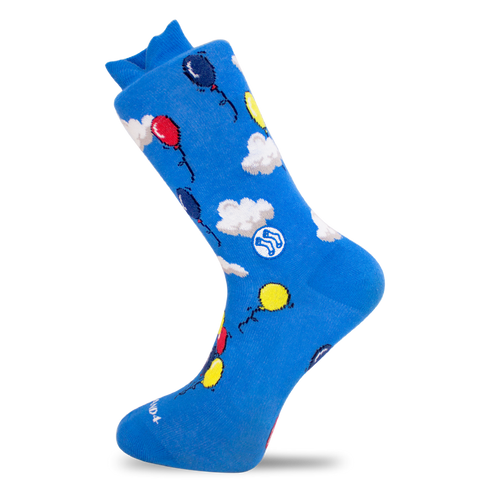 Fly Away Balloon Sock