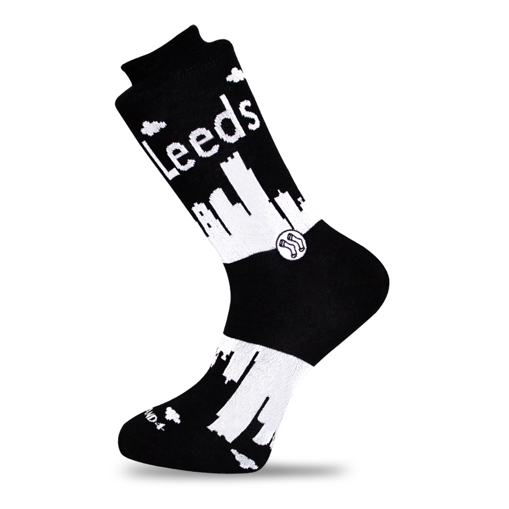 Leeds Skyline Sock (wholesale)