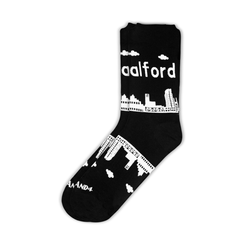 Salford Skyline Sock