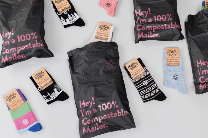 Surprise socks per month - Subscription