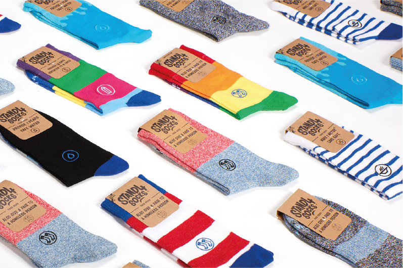 Pick your socks monthly - Subscription