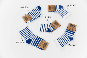 Kids Sonar Sock - Combed Cotton
