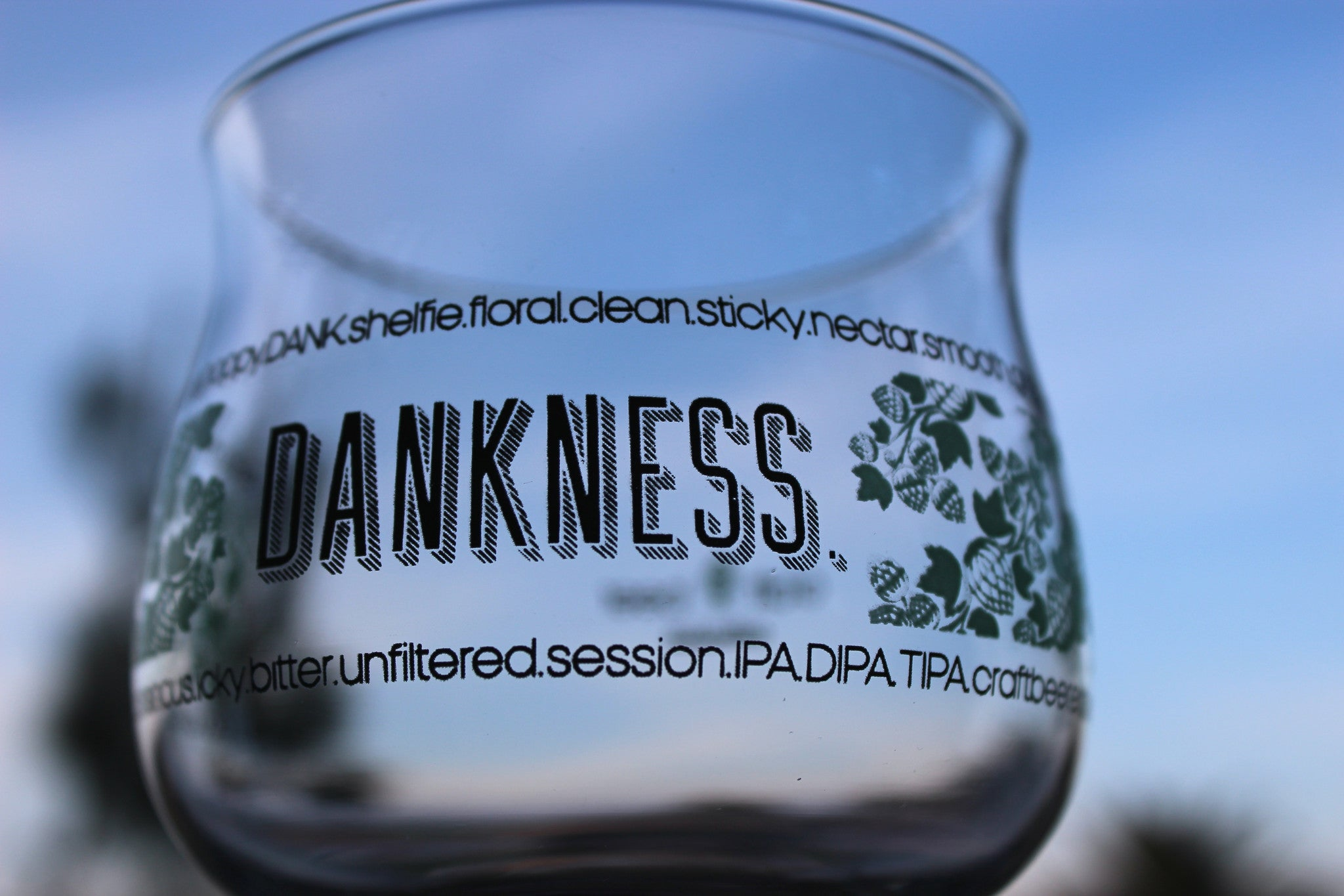 The Dankness Glass | B3
