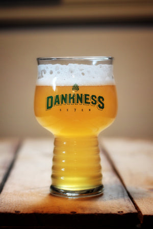 The Dankness Glass | B7--Glass 2 of 2