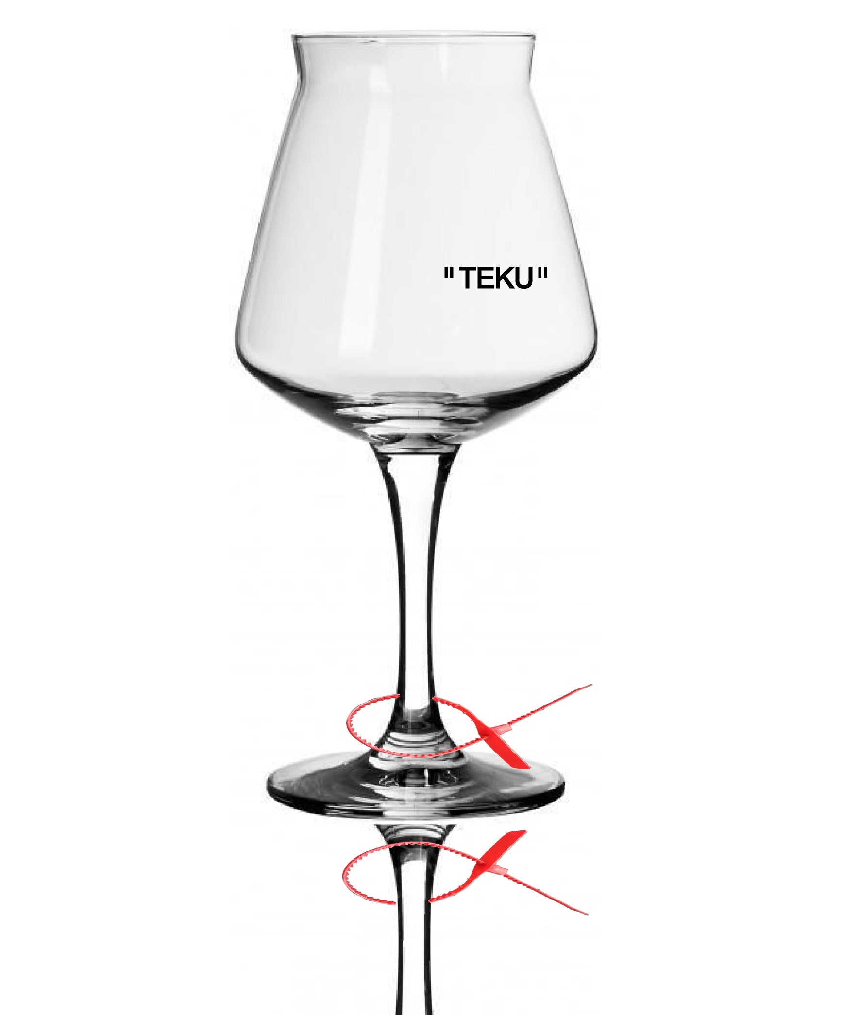 "The ""HYPE"" TeKu Glass"