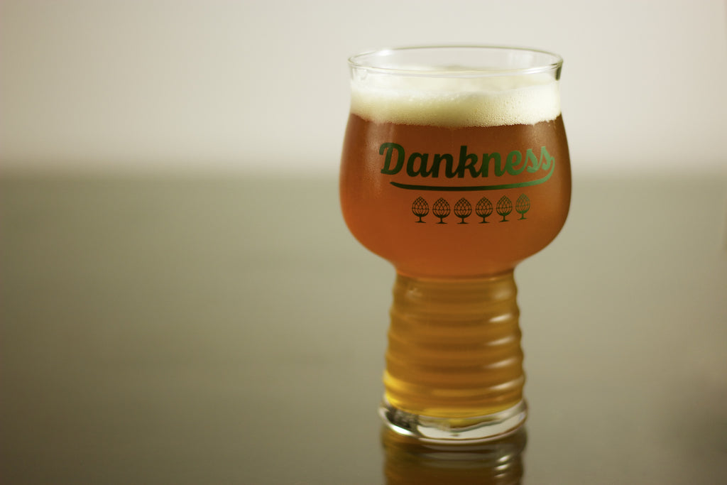 The Dankness Glass | Batch 6--Glass 1 of 2